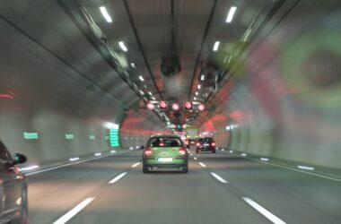 Silniční tunel, foto: pixabay.com